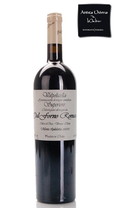 Valpolicella Superiore di Romano Dal Forno, vino rosso
