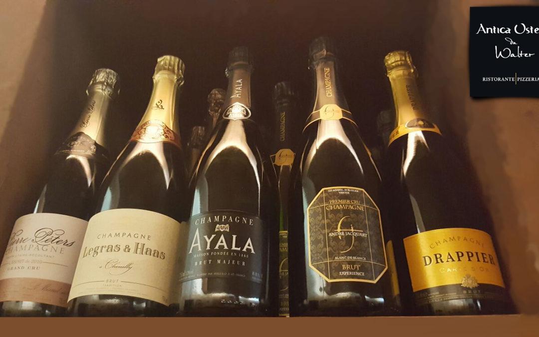 Champagne Ayala Brut Majeur – I VINI DI ANTICA OSTERIA